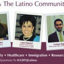 Events: Google Hangout LGBTQ Issues & The Latino Community 2/27