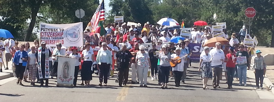 Call to Action: March for Immigration Reform Thurs. 4/24