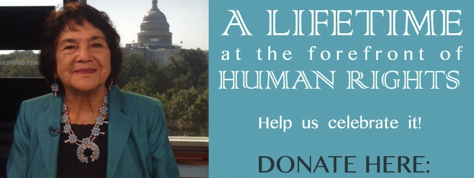Event: G+ Hangout On Air – Special Interview with Dolores Huerta