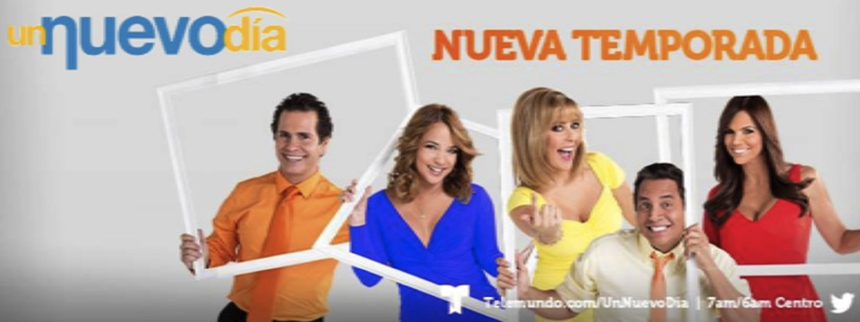 Event: Un Nuevo Día Telemundo Live Broadcast 7/23, 3am