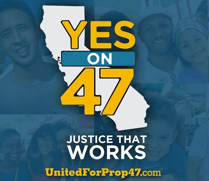Video: Community Coalition. United for Prop 47 10/16/2014
