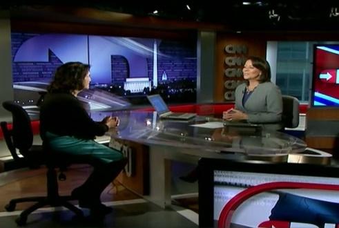 Entrevista a Dolores Huerta con la corresponsal de Washington, Ione Molinares