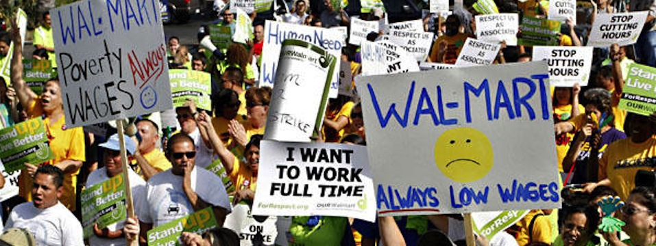Call to Action: Black Friday Walmart Protest 11/28/14