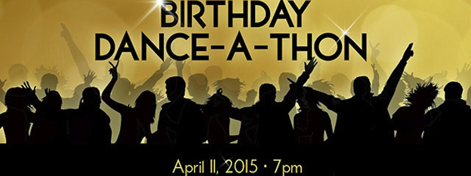 Event: DHF Fundraiser DOLORES HUERTA'S 85TH BIRTHDAY DANCE-A-THON 4/11, 7pm