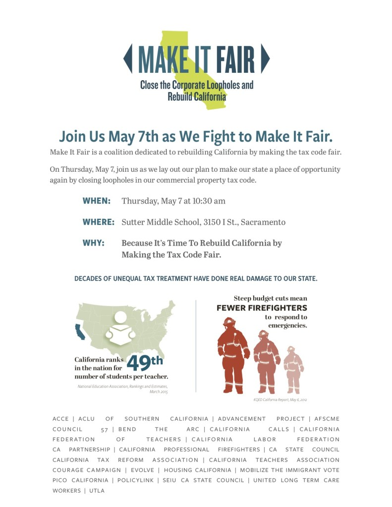 CPTR Make It Fair Kick Off Flyer 5-7-15