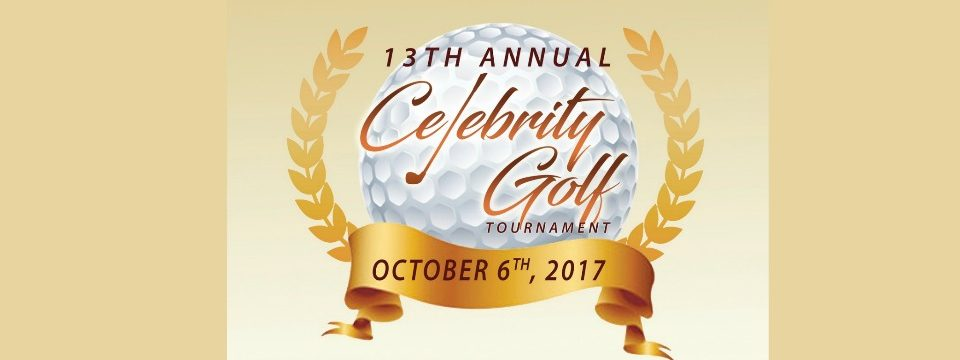 Event: 13th Annual Celebrity Golf Classic, Fri. 10/6/17, 10am