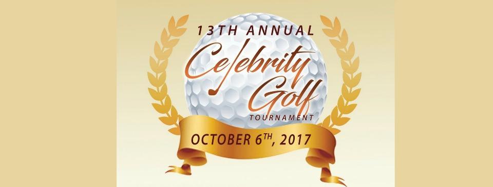 Event: 13th Annual Celebrity Golf Classic, Fri. 10/6/17, 10am