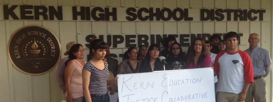 DHF in the News: KHSD report confirms black students disciplined at higher rate