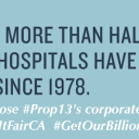 BIG NEWS!!! Legislation introduced to finally close the corporate loopholes of Prop 13