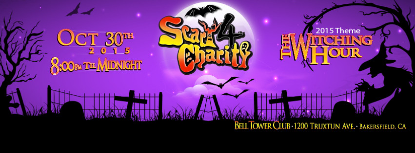 Scary for Charity