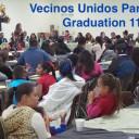 "DHF Vecinos Unidos ""United Neighbors""  Celebrate Parent Training Graduation 11/18/15"