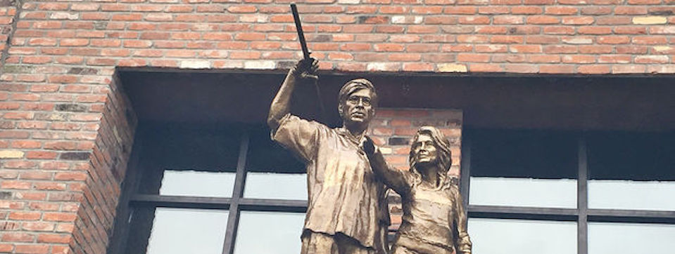 News: Chavez, Huerta statues installed in downtown Napa