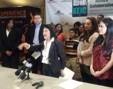 DHF and Kern Education Justice Collaborative in the News: Radio Bilingue, 4/15, 4pm