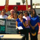 DHF in Action: KEJC Media Campaign Press Conference Encouraging LCAP Participation, Tues. 5-10-15