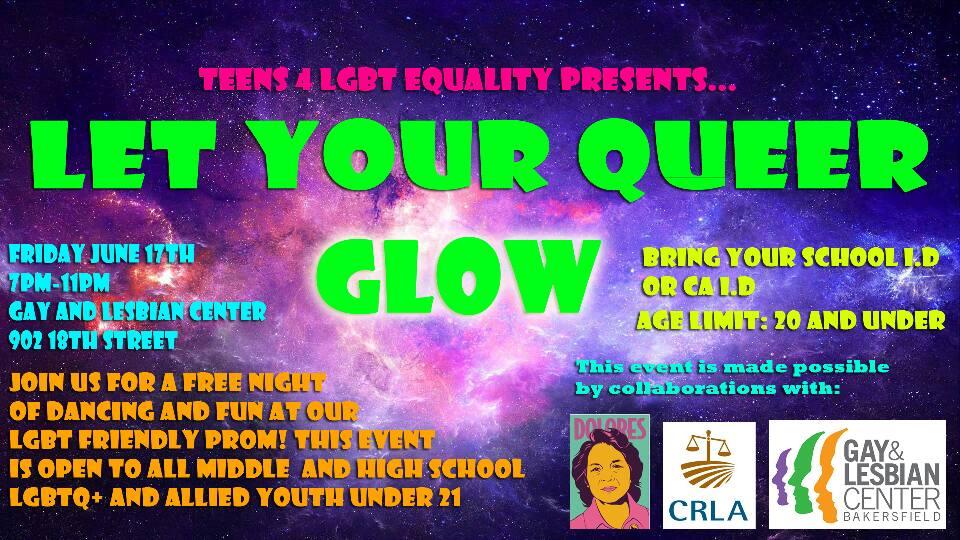 LGBT Prom Flyer 6-16