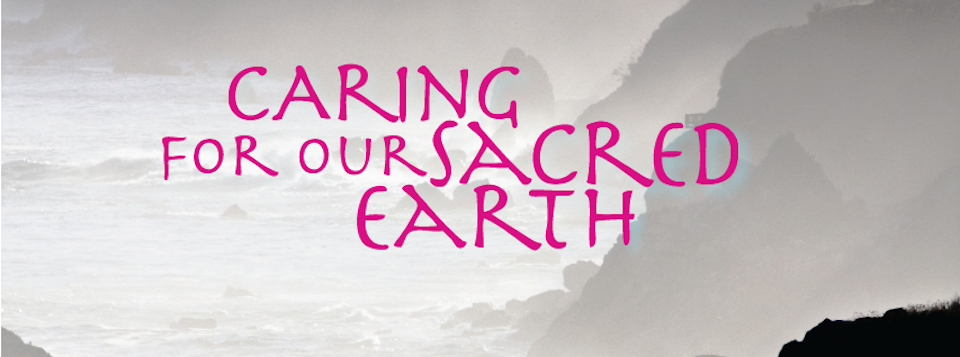 Event: Caring for Our Sacred Earth – Green Power Team Action Training Day, Sun. 7/17/16