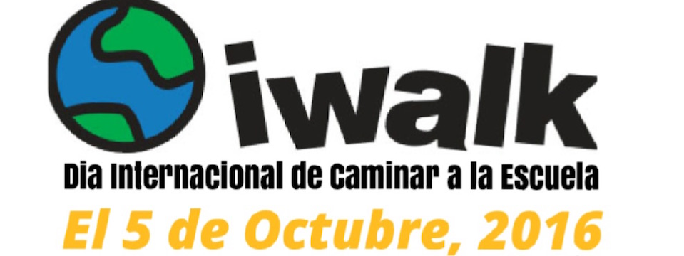 Event: Cultiva La Salud Joins Fairview Elementary School in Greenfield, South Bakersfield to Participate in International Walk to School Day, Wed. 10/5/16, 7:30am