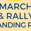 Event: March and Rally for Standing Rock, Mon. 11/27/16, 12pm