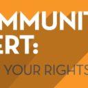 Alerta Comunitaria: Agentes de inmigración pidieron a los detenidos que firmaran documentos renunciando su residencia legal
