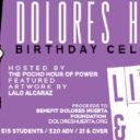 Event: Dolores Huerta's 87th Birthday Celebration in LA, Sat. 4/8/17, 4pm