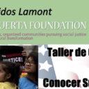 Evento: Taller de Ciudadanía y Conocer Sus Derechos en Lamont, mier. 22/3/17, 6pm
