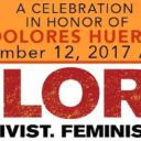 "Event: Washington D.C. Celebration of ""DOLORES The Movie"" with Dolores Huerta, Wed. 9/12/17, 7pm"