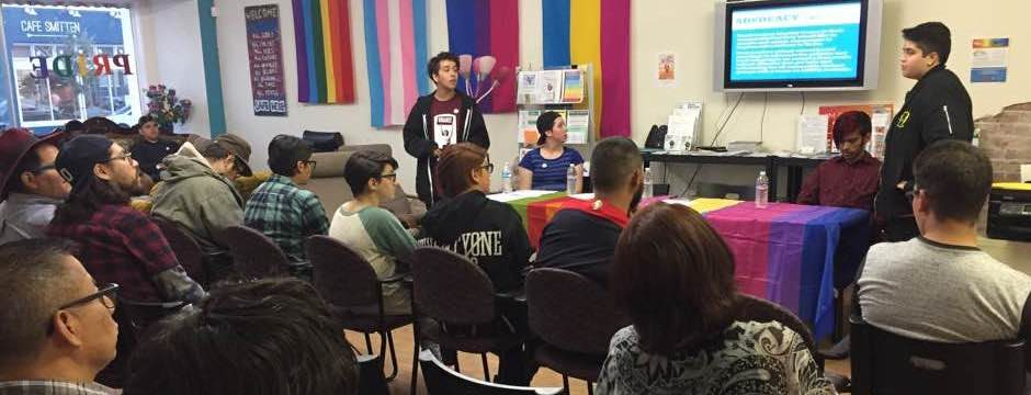 Teens 4 Equality in Action: Beyond Our Closets – LGBTQ Youth Speak Out for Family Acceptance