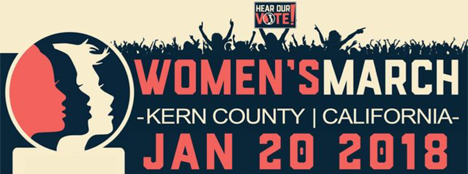 Event: National Women's Marches, Sat. 1/21