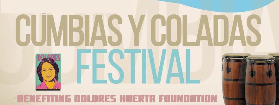 Event: Cumbias y Coladas Festival, Sat. 6/2/18, 5pm