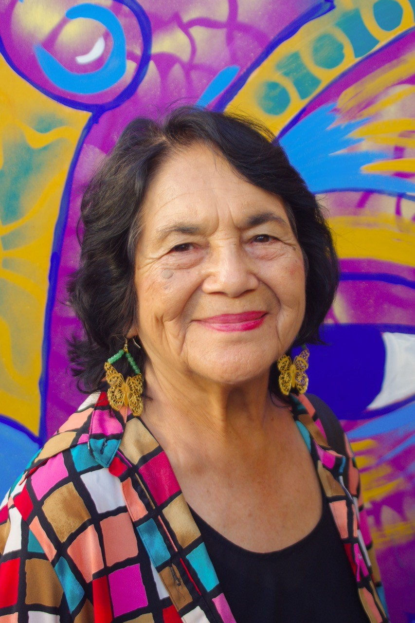 Dolores Huerta to Receive Radcliffe Medal