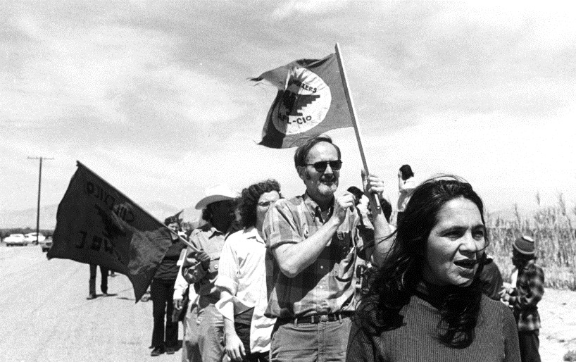 Dolores Huerta: Revolution in the Fields / Revolución en los Campos at the Haggin Museum in Stockton, Sat. 8/3, 1pm