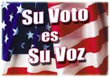 su voto es su voz
