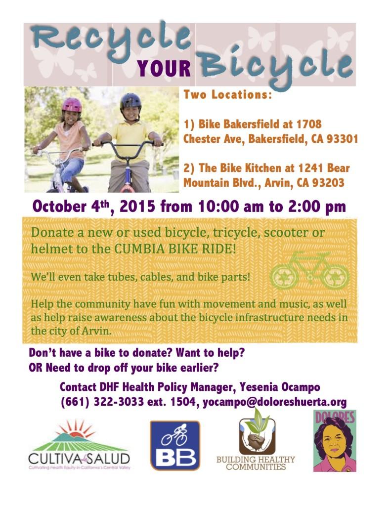 CLS Bike Drive 10-4-15