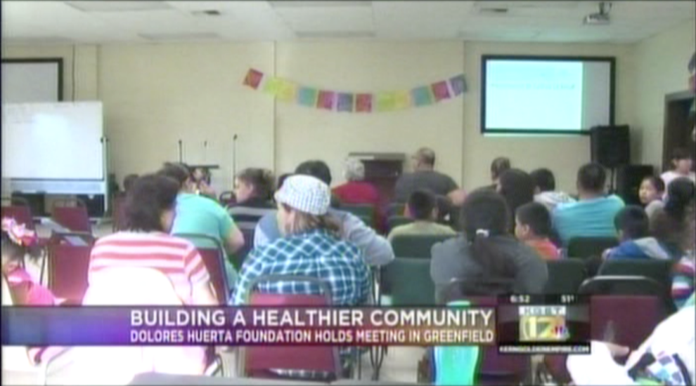 DHF in the News: Cultiva la Salud Works with Greenfield Residents for a Healthier Community 3/31/16