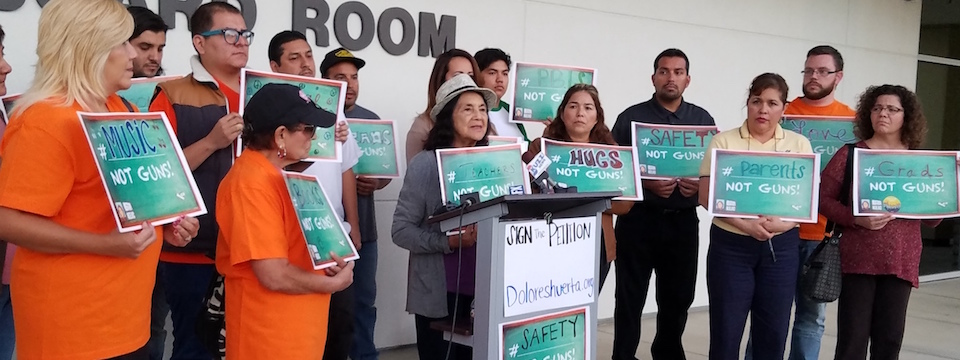 Call to Action: Sign the Petition to Keep Kern High School District a Gun Free Zone