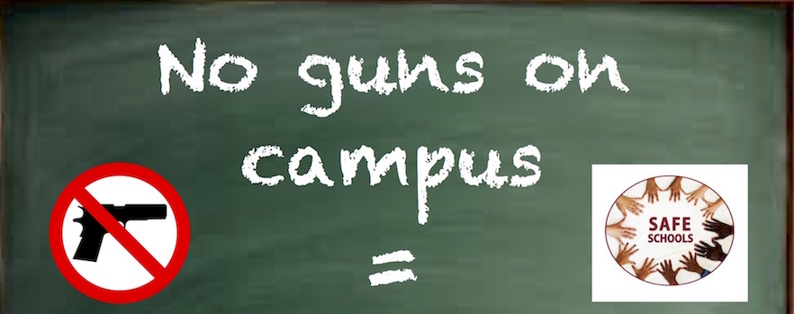 Call to Action: Call on KHSD Trustees to Rescind Policies Allowing Concealed Weapons in Schools
