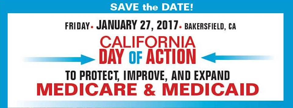 Call to Action: Statewide Rally at Congressman Kevin McCarthy's, Fri. 1/27/16, 1pm