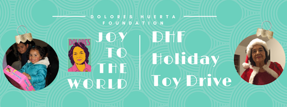 Call to Action: DHF Joy to the World Toy Drive