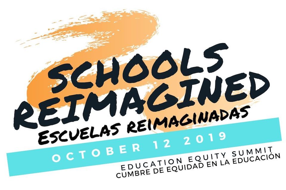 Education Equity Summit, Sat. 10/12, 8:30 am