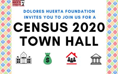 Census 2020 Town Halls