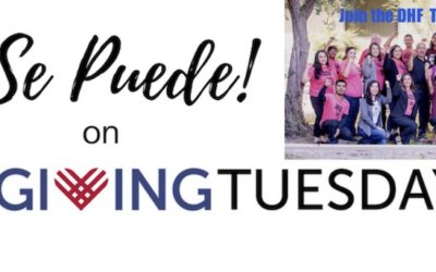 Call to Action: !Si Se Puede! on #GivingTuesday