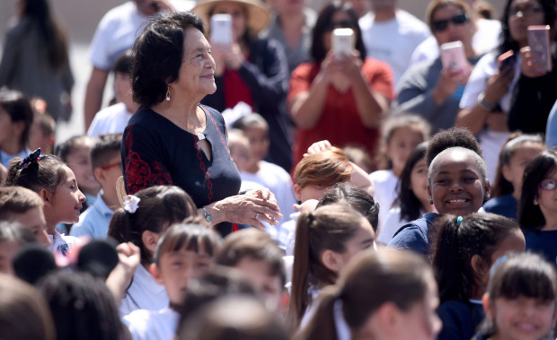 Dolores Huerta Day Curriculum