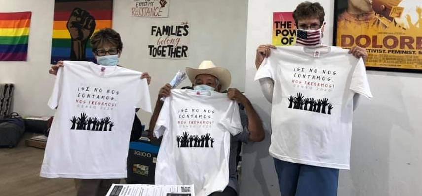 Sanger and Parlier Vecinos Unidos Distribute Food and Increase 2020 Census Count