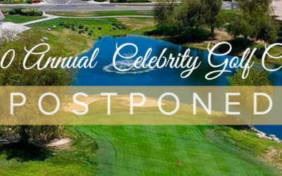 Annual Celebrity Golf Classic Postponed