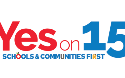Volunteer for YES on 15!