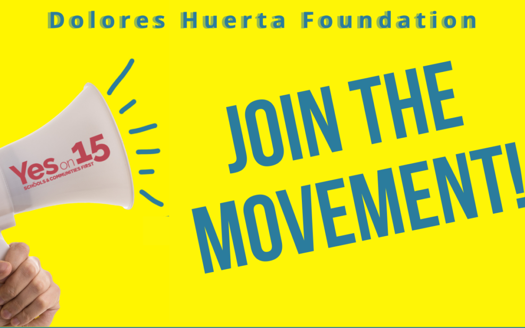 Join the Movement to Bring In $12 Billion per Year for Our Schools and Communities!