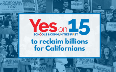 PROP 15 CALL TO ACTION