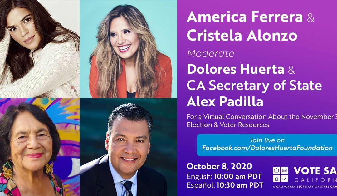 WATCH NOW: Vote Safe California – Voter Info, Resources & More! Traducción de español y ASL disponible
