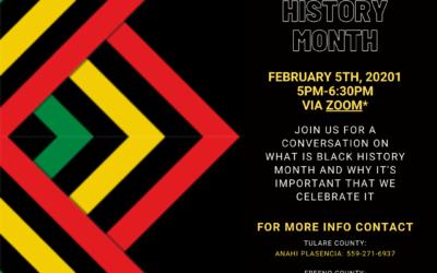 YFCEI Celebrating Black History 2021