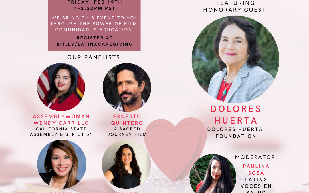 When Care Comes Home hosted by Latinx Voces en Salud